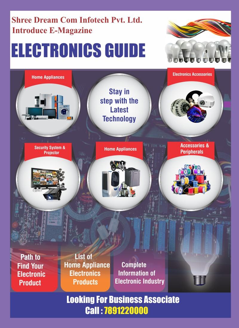 E-Magazine - Electronics Guide !! Its all Electronics