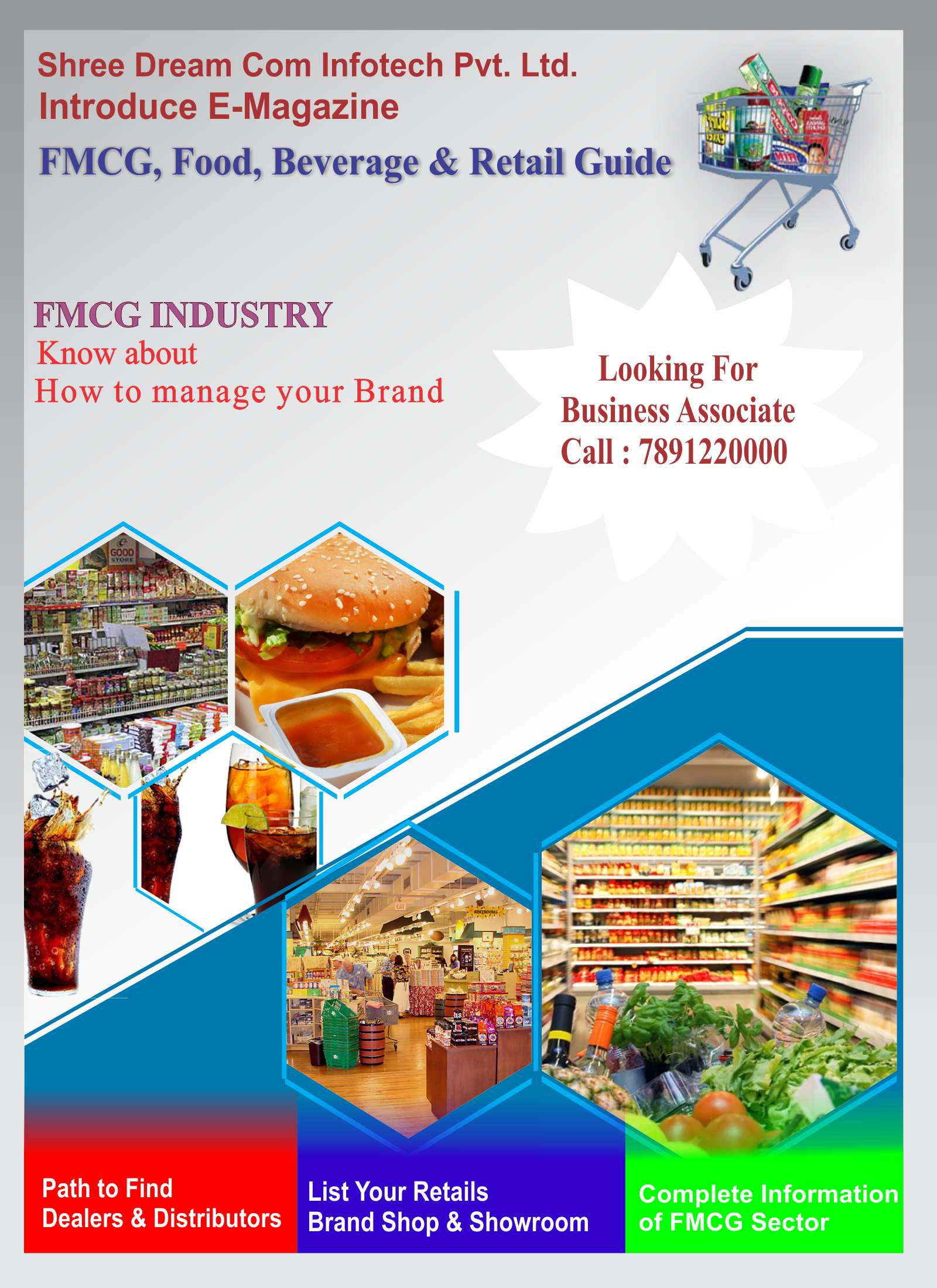 E-Magazine - Rajasthan FMCG, Food, Beverage & Retail Guide - Online